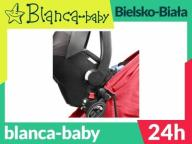 Wspornik adaptera fotelika do Baby Jogger City Min