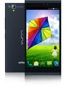 Smartfon Myphone Luna 8 Gb Dual Sim Czarny 5688645689 Oficjalne Archiwum Allegro