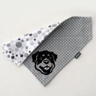 Rottweiler bandanka chusteczka, prezent dla psa