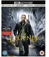 Jestem Legendą 4K Ultra HD Blu-ray I Am Legend /PL