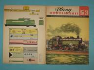 Plany Modelarskie 53 - dla modelarzy kolejowych