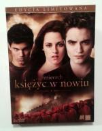 Film: Saga Zmierzch - Księżyc w nowiu 2 DVD /C2