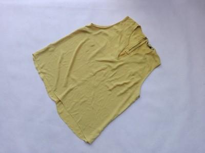 bluzka musztardowa żółta next 46 XXXl zip