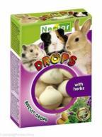 Nestor Dropsy dla gryzoni i królików - Ziołowe