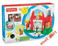 WESOŁA FARMA FISHER PRICE BDY68 LITTLE PEOPLE PL
