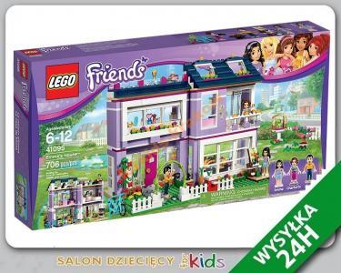 Lego Friends Dom Emmy Klocki 41095 Promocja 5838423572 Oficjalne