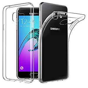Samsung A3 2016 Szkło i przezroczysta gum