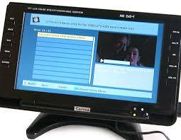 TV LCD SAMOCHODOWY CANVA 9cali DVBT MPEG-4 USB W-A