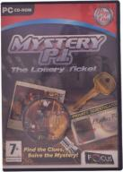 MYSTERY P.I.: THE LOTTERY TICKET | PC DVD BOX ENG