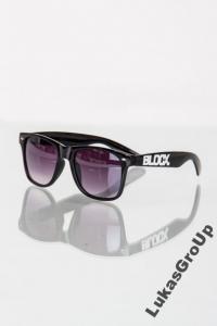Okulary przeciwsłoneczne blocx classic czarne mat Zdjęcie