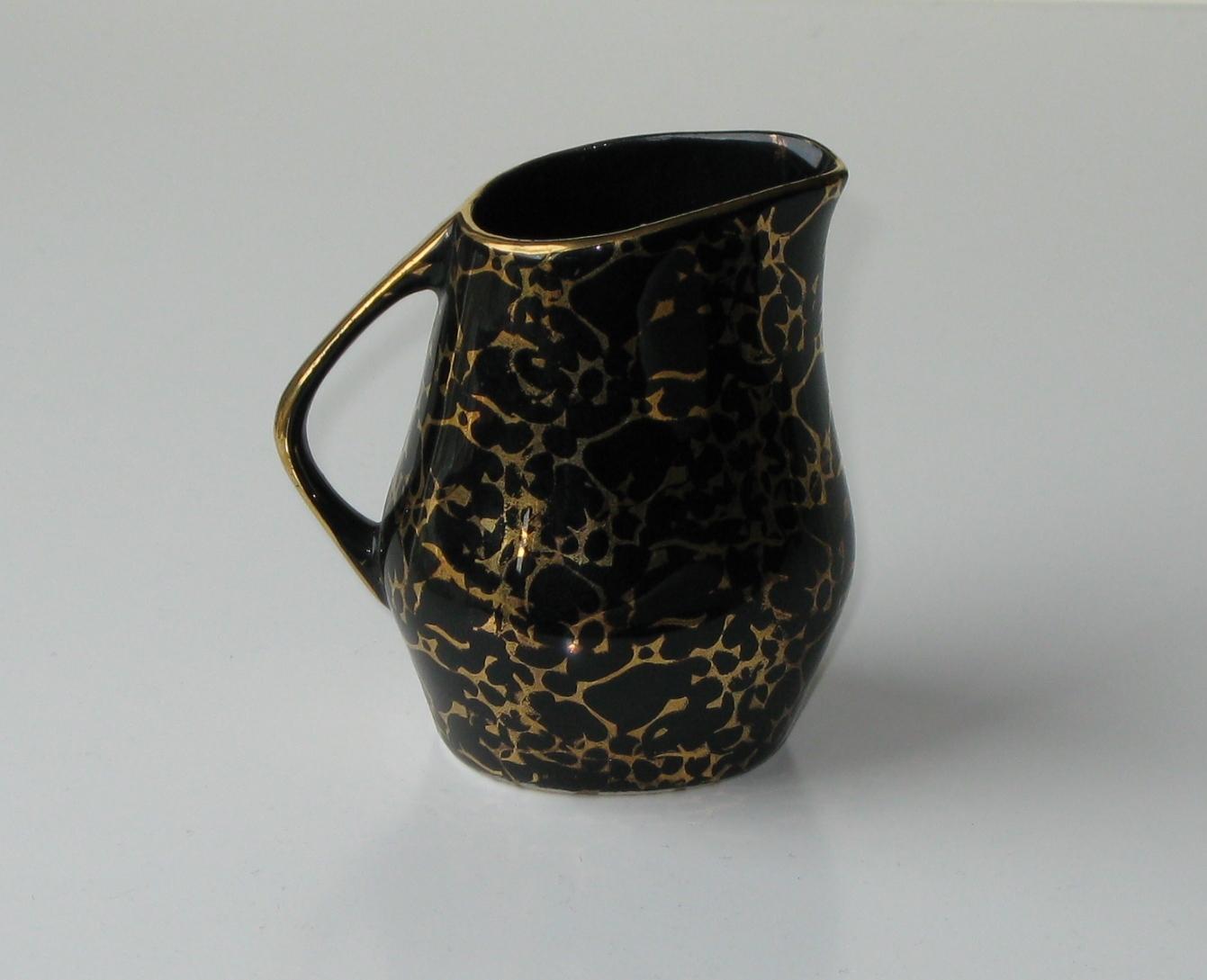 """Mlecznik serwis do kawy """"Iza"""" porcelana Chodzież"""