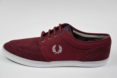 separation shoes 4f076 7ea47 Fred Perry adidasy skórzane r.4731cm