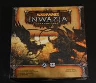 Warhammer Inwazja + dodatek Szturm na Ulthuan