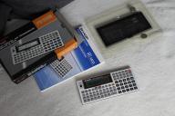 kalkulator naukowy SHARP PC-1403 unikat