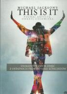 MICHAEL JACKSON THIS IS IT ____________DVD