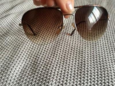 Okulary przeciwsłoneczne Bijou Brigitte + etui SIX