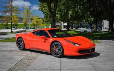 Ferrari 458 Italia Salon Polska Fakturavat 23 6910153427 Oficjalne Archiwum Allegro