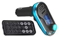 TRANSMITER FM BLUETOOTH 2 USB SD AUX 12V 24V [L708
