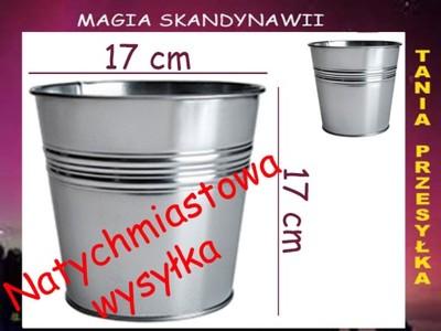 Ikea Socker Doniczka Osłonka Doniczki Wys 17 Cm