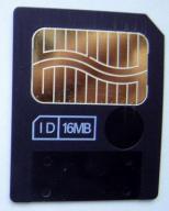 KARTA SMART MEDIA-16 MB