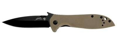 Nóż Kershaw Emerson CQC 4K 6054 BRNBLK