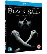 Piraci 13Blu-ray Black Sails: Sezony 1-4 STEELBOOK