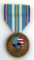 Medal USArmy- 50th ANNIVERSARY of the KOREAN WAR