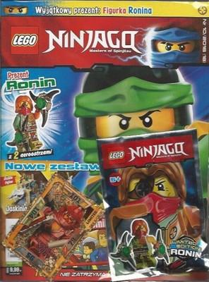 Lego Ninjago Magazyn Nr 916 Ronin 6594407679 Oficjalne