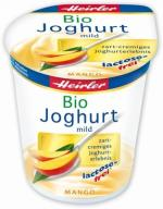 JOGURT MANGO BEZ LAKTOZY 3,5% BIO 150 g - HEIRLER