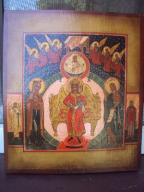 Ikona Matki Mądrości Bożej