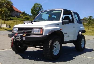 Suzuki Vitara 1 6 16v Hard Top Off Road 6899037901 Oficjalne Archiwum Allegro