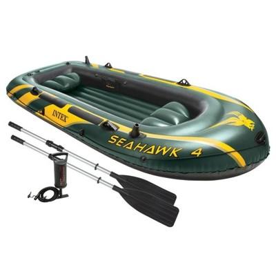 Ponton Intex Boot Seahawk 4 Set 351x145x48cm 4 os.