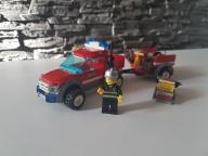 LEGO CITY 7942 Terenowa straż pożarna 100%