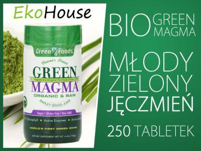 zielony jęczmień proszek apteka