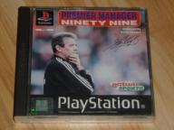 SONY PlayStation - gra PREMIER MANAGER Ninety Nine
