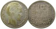56.FRANCJA, 10 FRANKÓW 1930