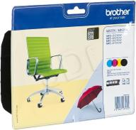 OUTLET Brother tusze LC229XLVALBP (ZESTAW)