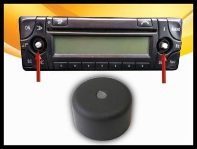 RADIO POKRĘTŁO MERCEDES W123 W124 W126 W163 W168