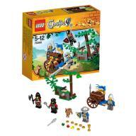 Lego Castle 70400 Rycerze Zasadzka w lesie