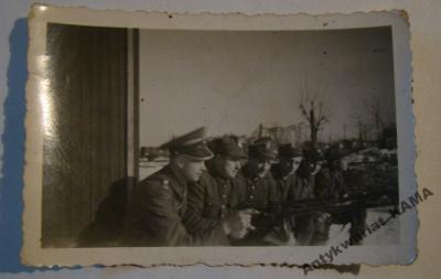 Fotografia żolnierze