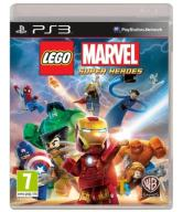 LEGO MARVEL SUPER HEROES PO POLSKU PS3 4CONSOLE