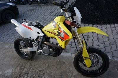 Suzuki Drz 400 Sm Dr Z 2007 Uszkodzona Raty Transp 6759294194 Oficjalne Archiwum Allegro