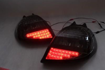 Lampy tył tylne Renault Clio III 05 09 LED TUNING!