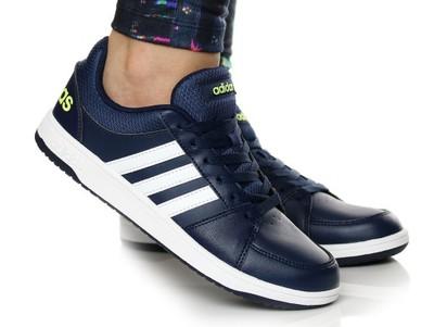 Buty Adidas VS Hoops B74675 NEO, NOWOŚĆ r.38 23