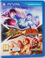 STREET FIGHTERS VS TEKKEN   /PS VITA/