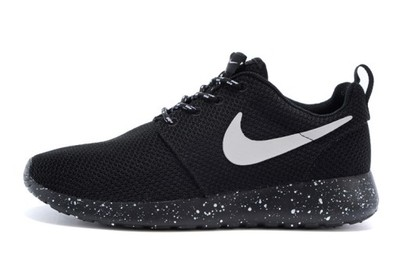 Buty Nike Roshe Run Galaxy Oreo Kropki 44 6828902789 Oficjalne Archiwum Allegro