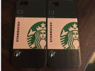 Etui iPhone 5,5s Starbucks