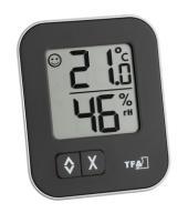 B108 TFA TERMOMETR HIGROMETR termohigrometr moxx