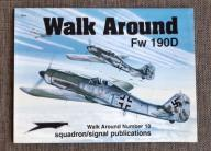 Focke Wulf Fw 190D - Walk Around No.10