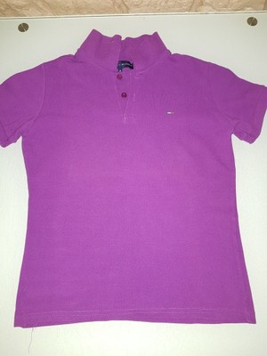 Tommy Hilfiger polo fiolet r.M